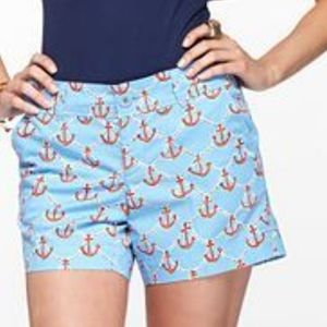 ⚓️⛵️🛳 READ BELOW!!! Anchor Print Shorts! 🛳⛵️⚓️
